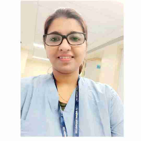 Dr. Vishakha Pajai's profile on Curofy
