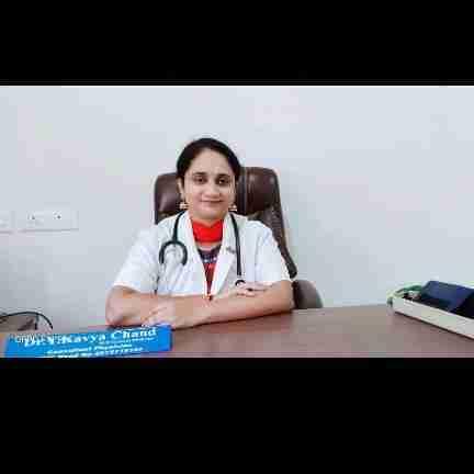 Dr. Kavyachand Yalamudi's profile on Curofy