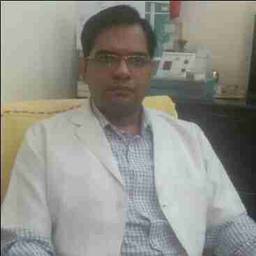 Dr. Manish Kumar's profile on Curofy