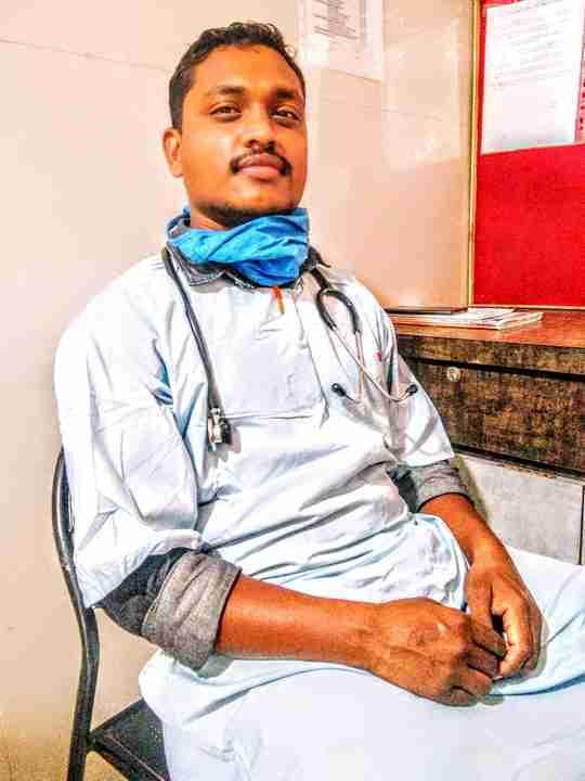 Dr. Vilas Rathod's profile on Curofy
