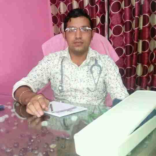 Dr. Arvind Ahir's profile on Curofy