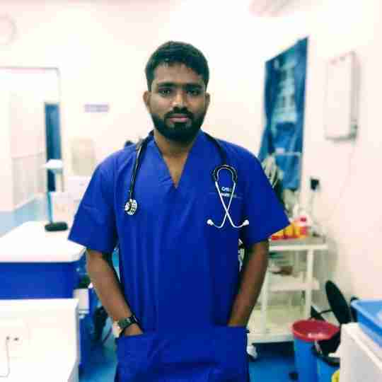 Dr. Shaikh Aqueel's profile on Curofy
