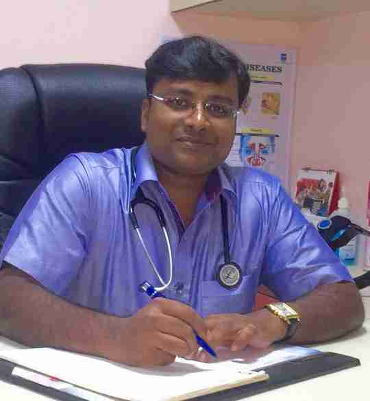 Dr. Sumanth Tj's profile on Curofy
