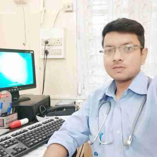 Dr. Rushi Jani's profile on Curofy