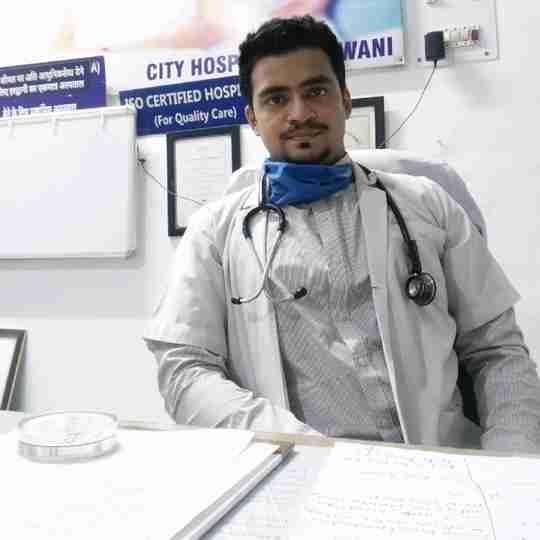 Dr. Piyush Fulara's profile on Curofy