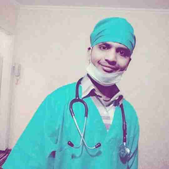 Dr. Jitendra Patidar's profile on Curofy