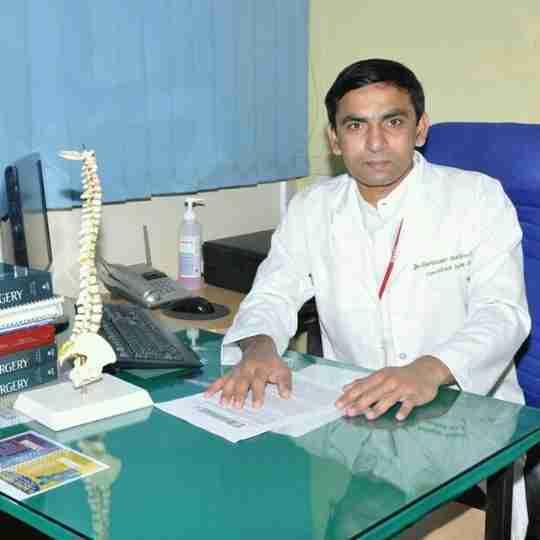 Dr. Gurusamy Nachimuthu's profile on Curofy