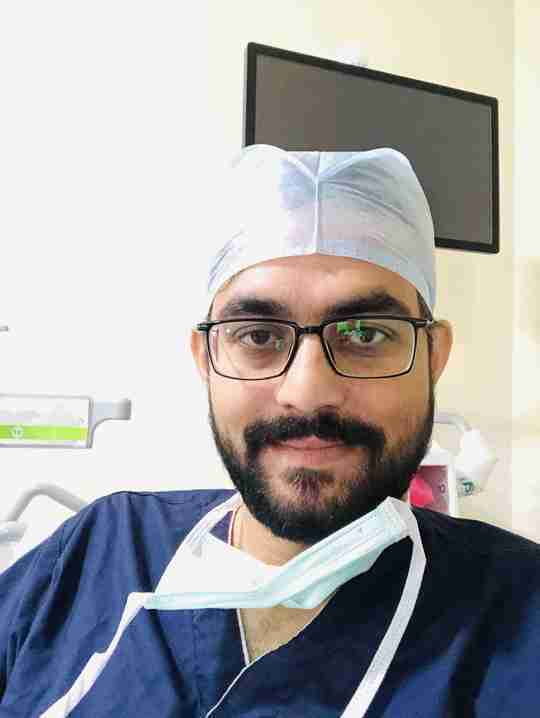Dr. Amandeep Singh's profile on Curofy