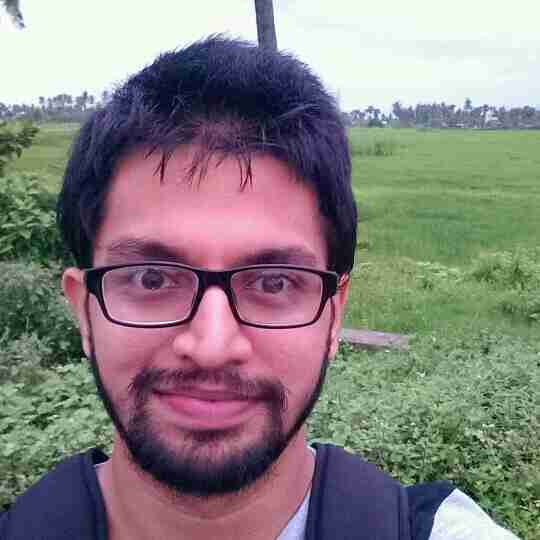 Anoop Sasidhar's profile on Curofy
