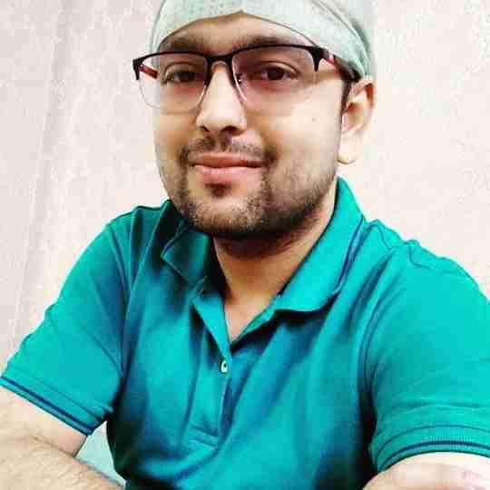 Dr. Mukesh Kumar Kushawaha's profile on Curofy