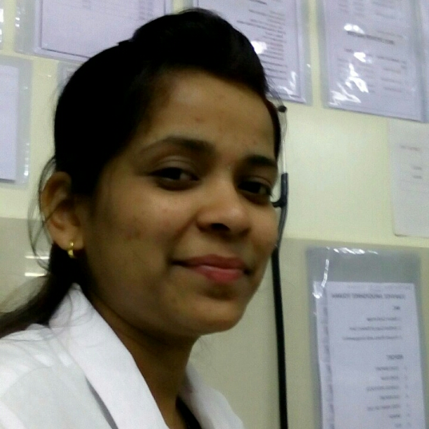 Dr. Aparna Hingmire's profile on Curofy