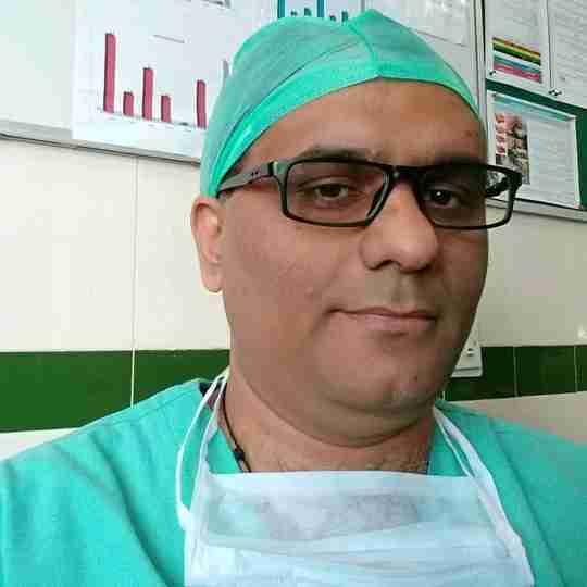Dr. Anil Sharma's profile on Curofy