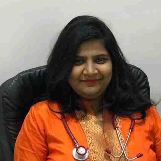 Dr. Medhavi Agarwal's profile on Curofy