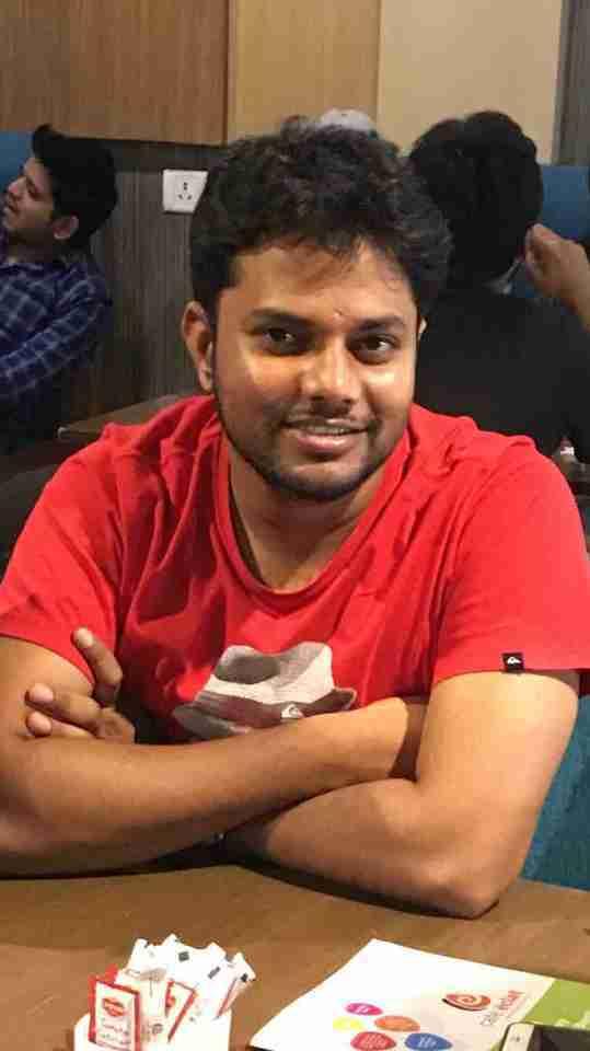 Dr. Sreekanth Reddy's profile on Curofy