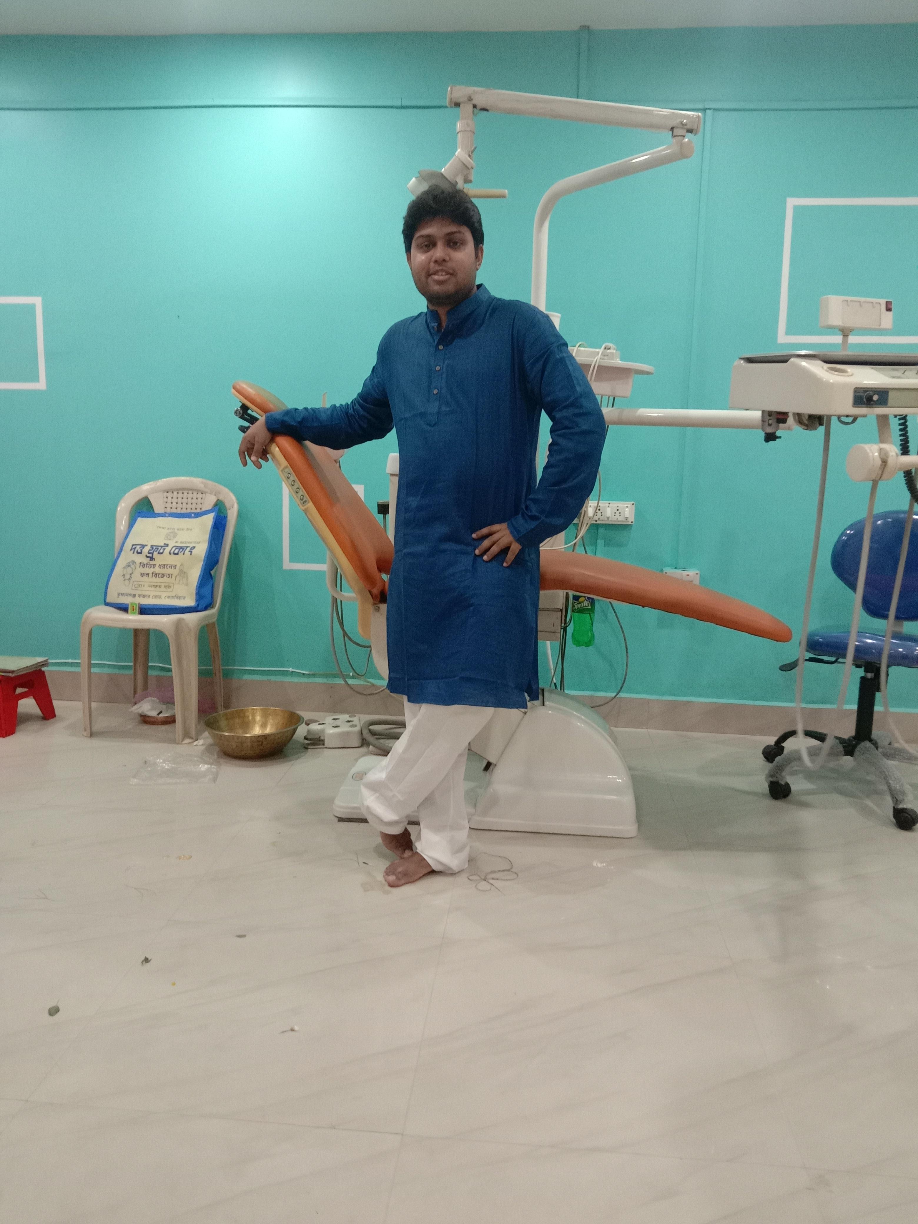 Dr. Saubhik Paul's profile on Curofy