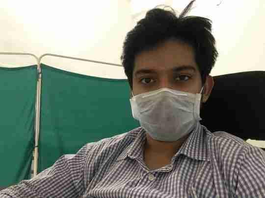 Dr. Salman Saeed's profile on Curofy