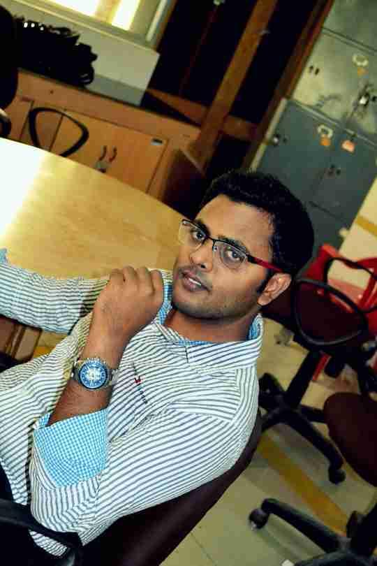 Dr. Dhanyabhiram K's profile on Curofy