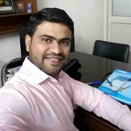 Dr. Prashant Shinde's profile on Curofy