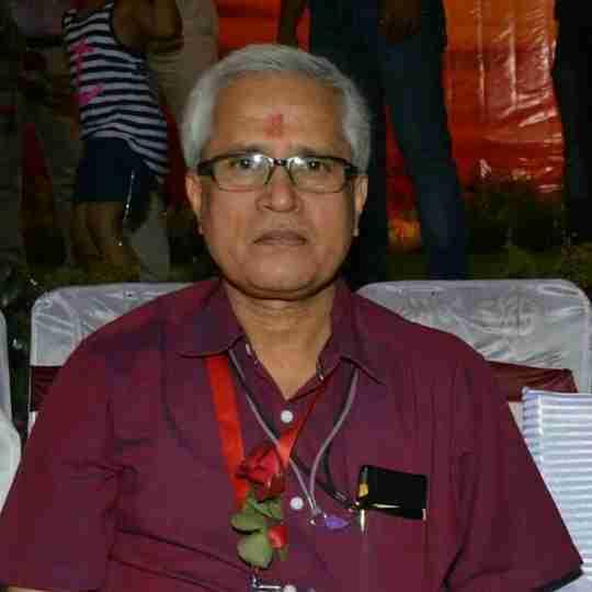 Dr. Sarweshwar Kumar's profile on Curofy