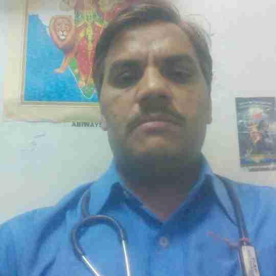 Dr. Prahalad Dhakad's profile on Curofy