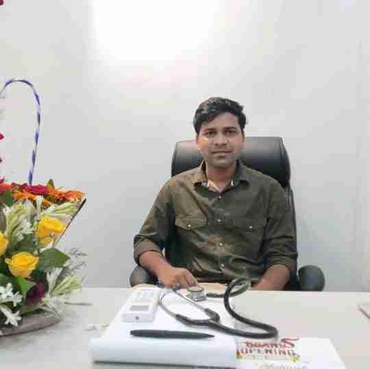 Dr. Anurag Uke's profile on Curofy