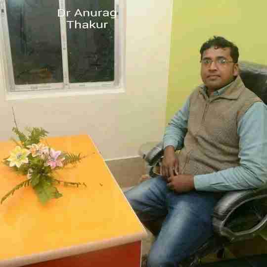 Dr. Anurag Kumar's profile on Curofy