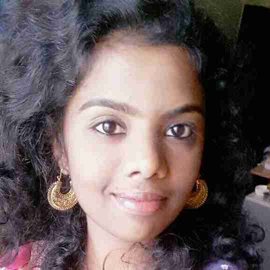 Varshini Gowda's profile on Curofy