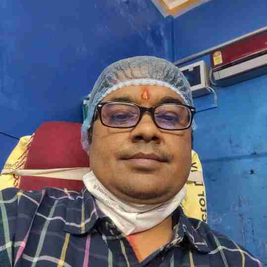 Dr. Pravin Kumar Jha's profile on Curofy
