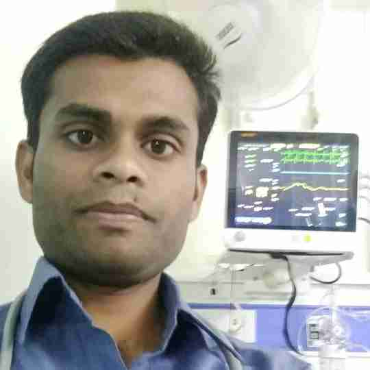 Dr. Brajesh Kumar Ahirwar's profile on Curofy
