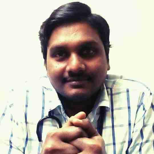 Vikram Mourya's profile on Curofy