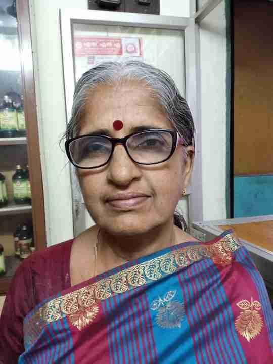 Dr. Girija Ramkumar's profile on Curofy