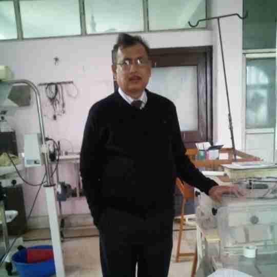 Dr. Amar Nath Chamaria Amar's profile on Curofy