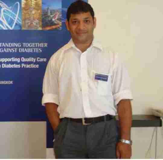 Dr. Abhishek Pimpralekar's profile on Curofy