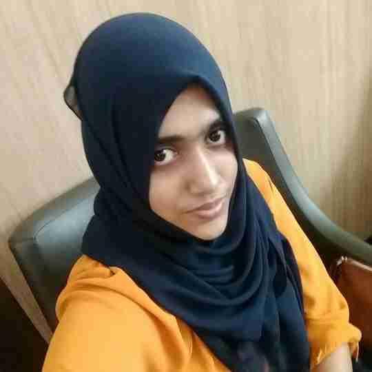 Dr. Fathima Ahamed's profile on Curofy