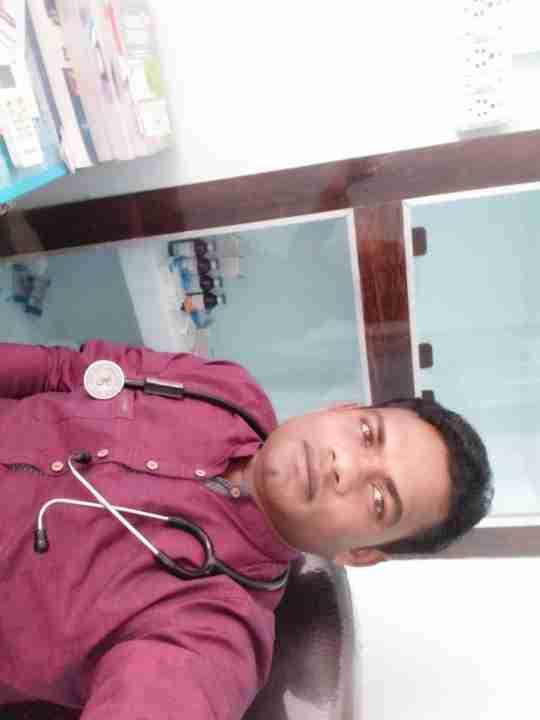 Dr. Prashanta Kumar Chhanchan's profile on Curofy