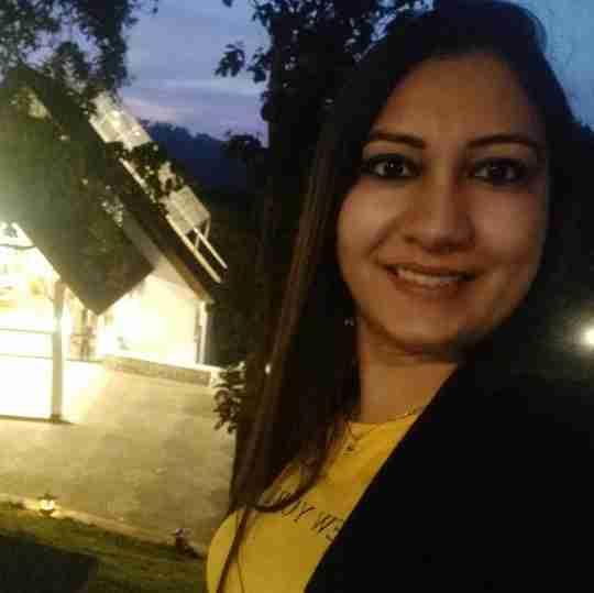 Dr. Kamaldeep Kaur's profile on Curofy