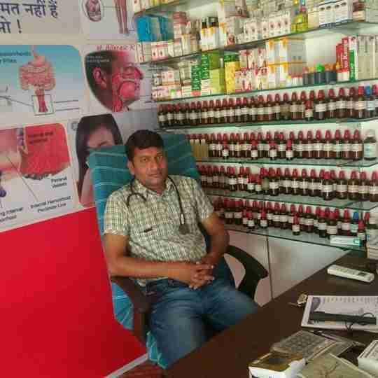 Dr. Murari Saini's profile on Curofy