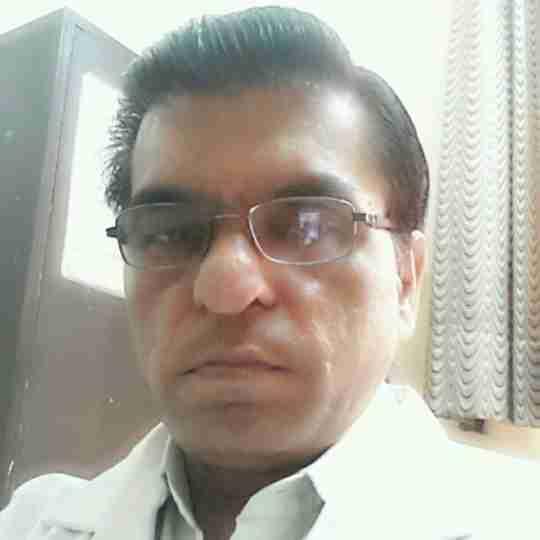 Dr. Manoj Dubey's profile on Curofy