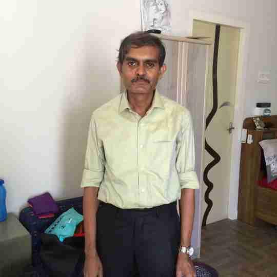 Dr. Ashok Sr's profile on Curofy