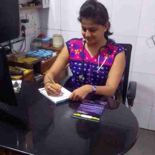 Dr. Niyati Bharad's profile on Curofy