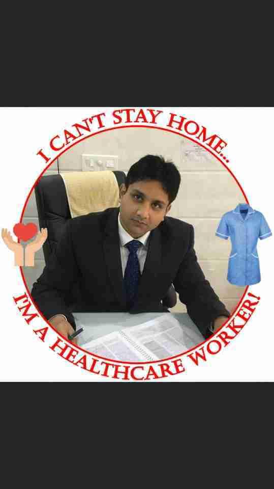 Dr. Sunal Garg's profile on Curofy