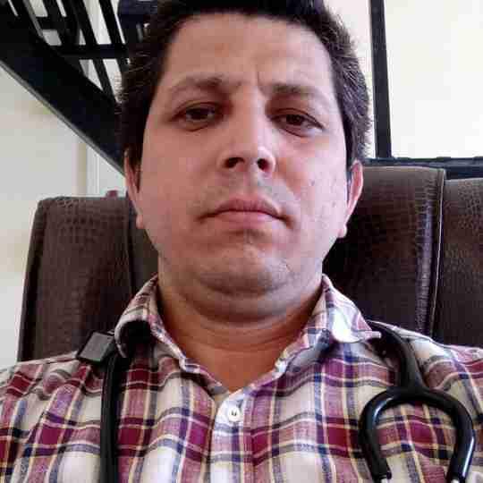Dr. Pawanraj Potharkar's profile on Curofy