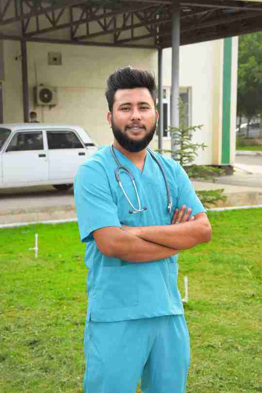 Dr. Asif Reza's profile on Curofy