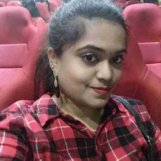 Ankitha Sahoo's profile on Curofy