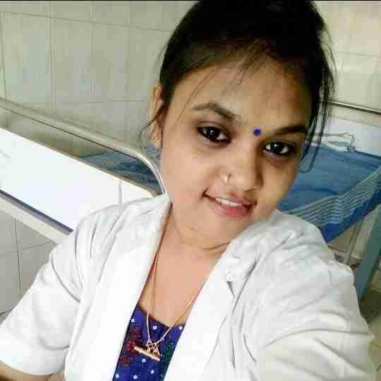 Dr. Anjali.s.m Balan's profile on Curofy