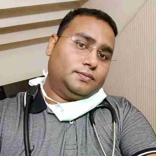 Dr. Vijayendra Yadav's profile on Curofy