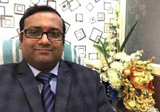 Dr. Dipak Paruliya's profile on Curofy
