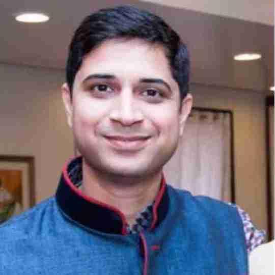 Dr. Pravin Patil's profile on Curofy