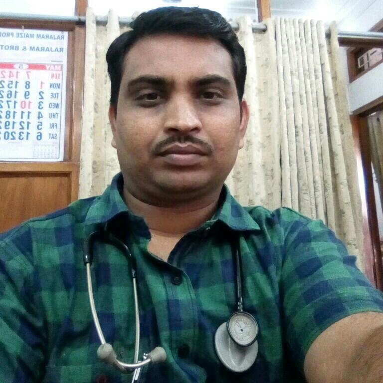Dr. Pramod Raut's profile on Curofy