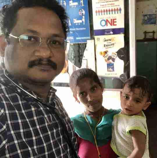Dr. Venkateswara Rao's profile on Curofy